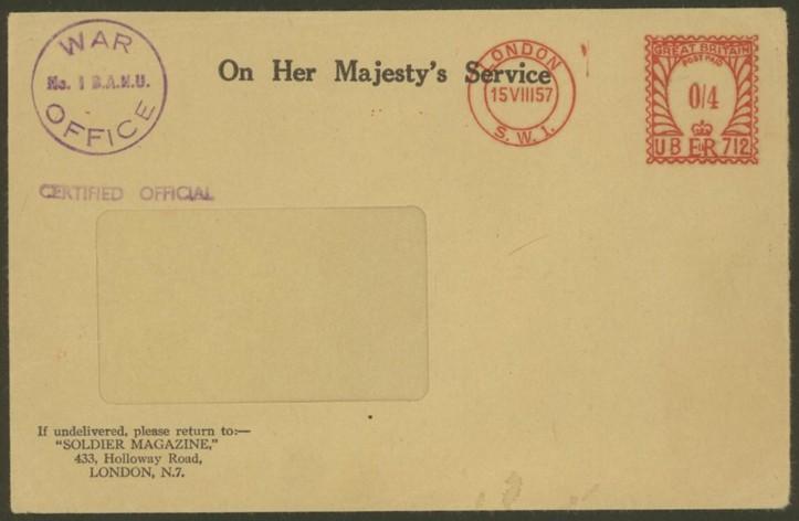 Großbritannien   -   Briefe Gb_fre11