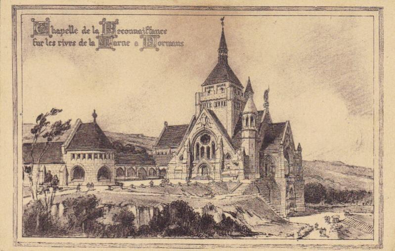 Chapelle-Mémorial des Batailles de la Marne Chapel11