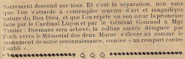Chapelle-Mémorial des Batailles de la Marne Fete_114