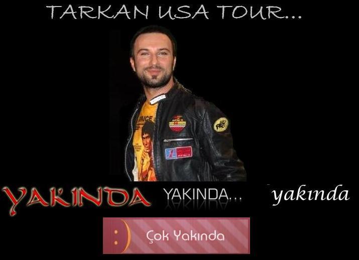 US tour! Tarkan15