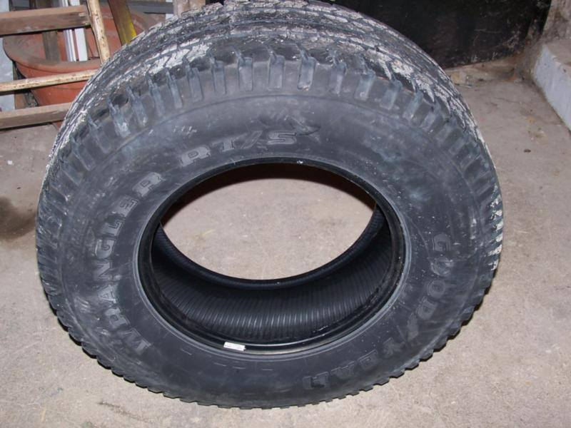 GOOD YEAR Wrangler RTS en 265/75R16 13938710