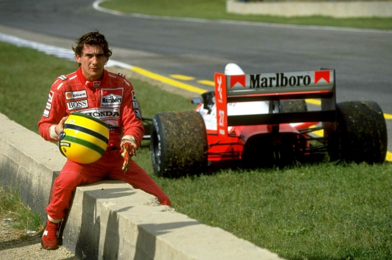 Ayrton Senna  Senna-10