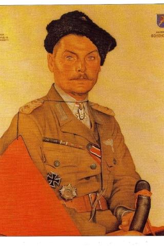 cosaques et ostvolker (volontaire de l'est) 98756412