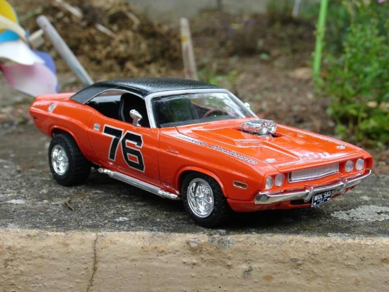 Dodge Challenger Yankee Copie175