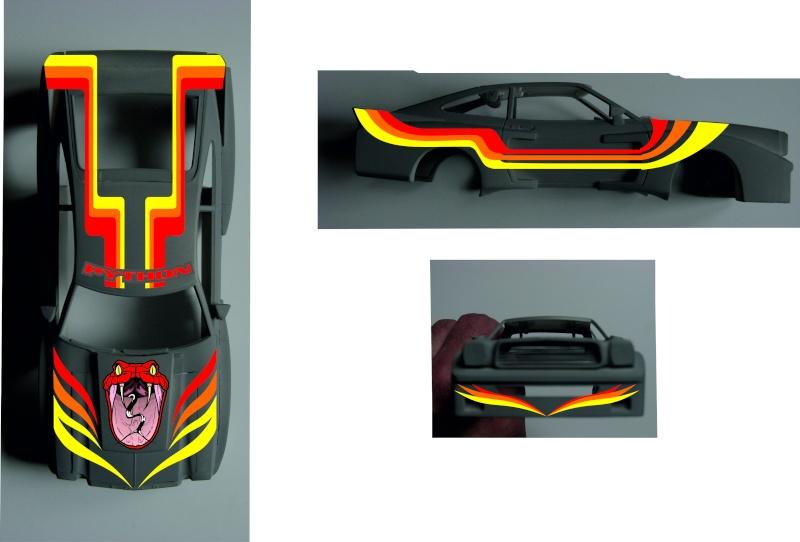 Mustang II Python Python12