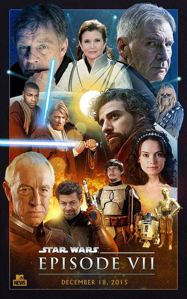 Star Wars, épisode 7 - 16 décembre 2015 (LucasFilm) - Page 4 10176012