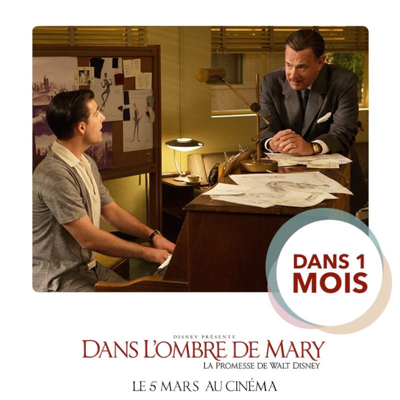 "Dans l'Ombre de Mary ""Saving Mr. Banks"" (Disney)  05/03/2014 18981210"
