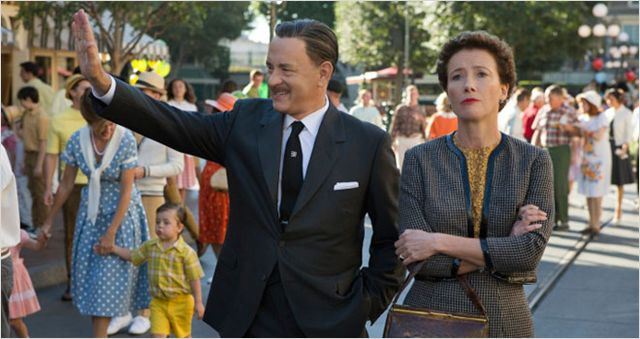 "Dans l'Ombre de Mary ""Saving Mr. Banks"" (Disney)  05/03/2014 21019110"