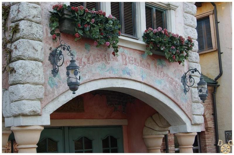 Bella Notte (Disneyland Parc)  Dsc05916