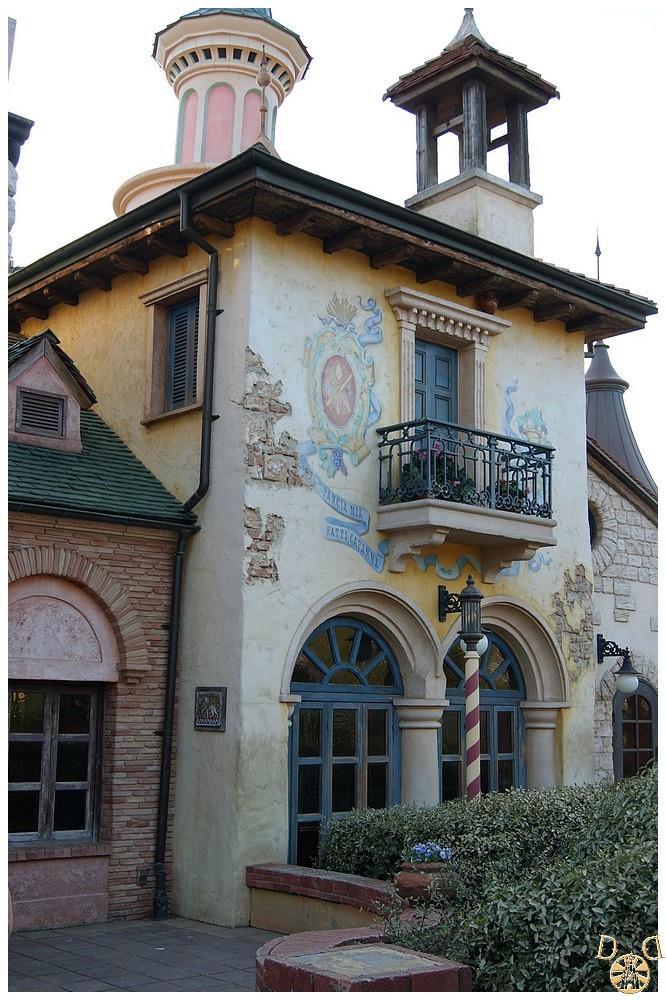 Bella Notte (Disneyland Parc)  Dsc05919