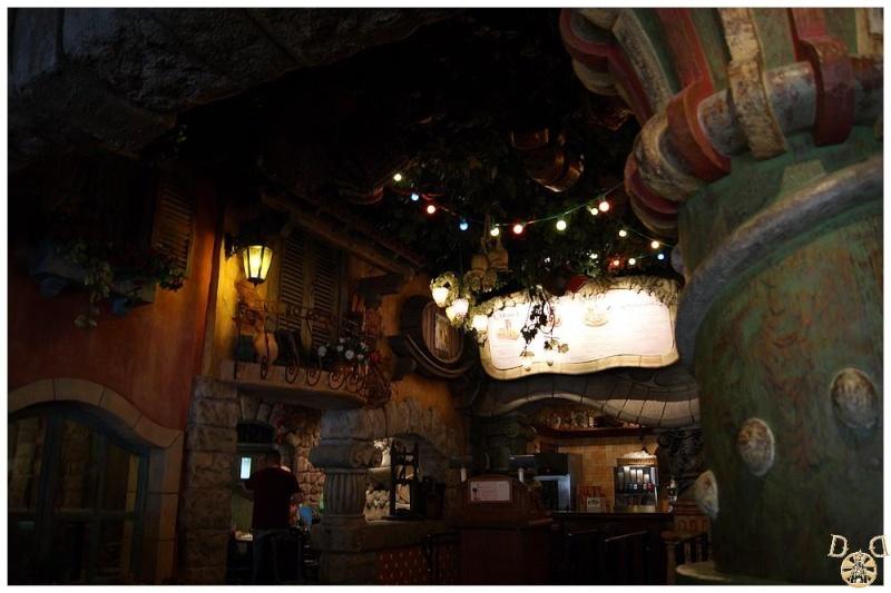 Bella Notte (Disneyland Parc)  Dsc06410