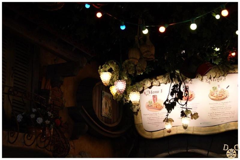 Bella Notte (Disneyland Parc)  Dsc06510