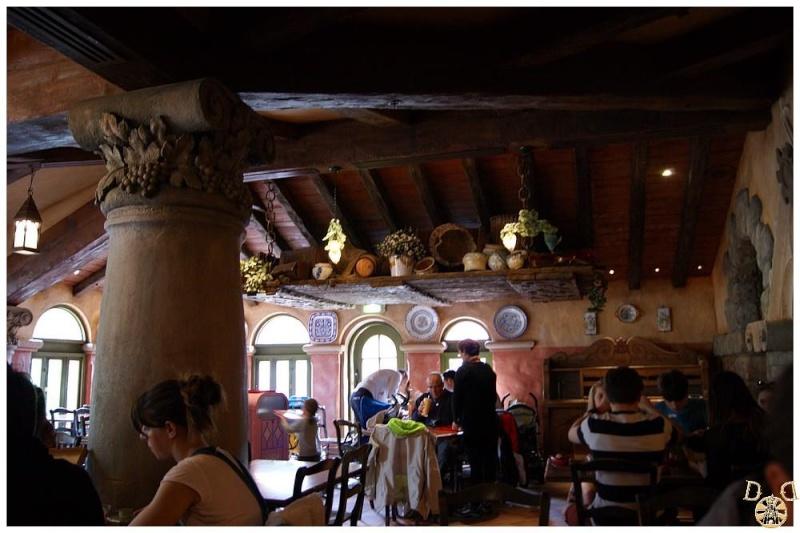 Bella Notte (Disneyland Parc)  Dsc06511