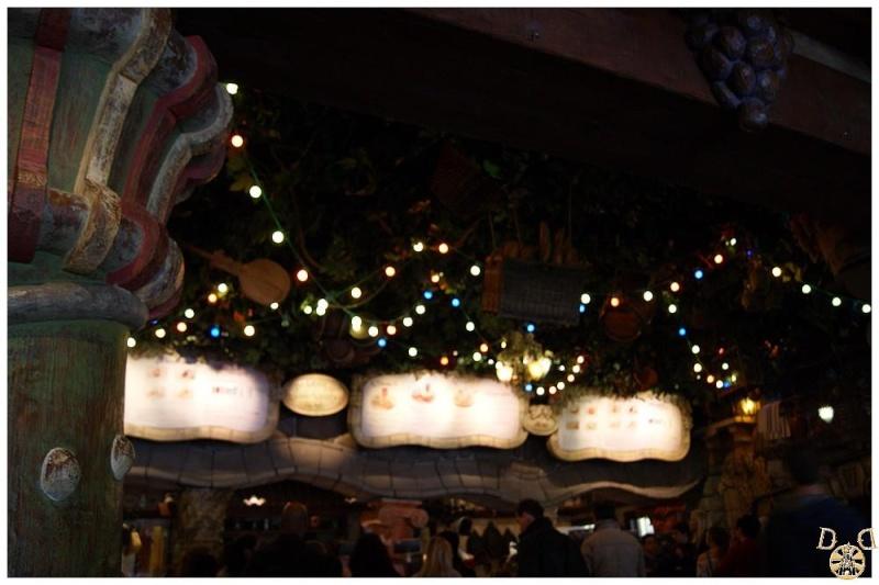 Bella Notte (Disneyland Parc)  Dsc06513