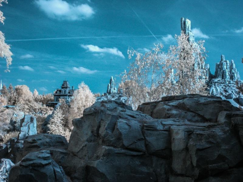 Disneyland Paris en photos par Neil Massey Image110