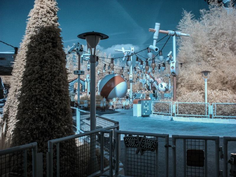 Disneyland Paris en photos par Neil Massey Image114
