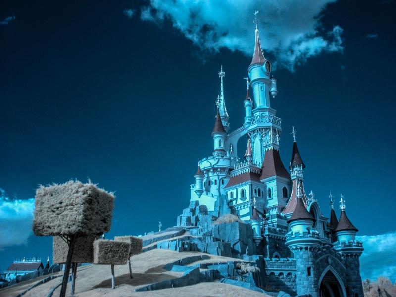 Disneyland Paris en photos par Neil Massey Image210