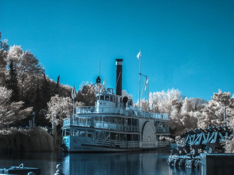 Disneyland Paris en photos par Neil Massey Image211