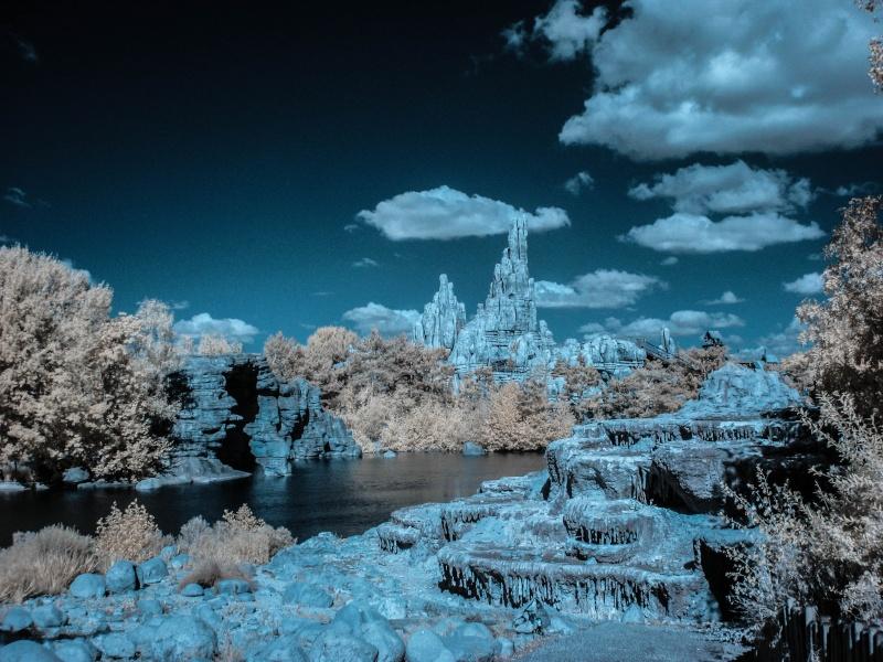 Disneyland Paris en photos par Neil Massey Image212