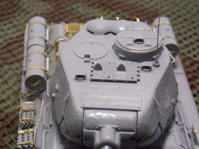 T34/85  bedsping armor  T34-8550