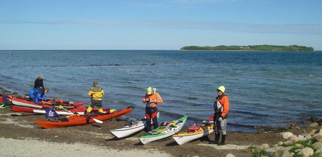 Kajakhornsherred - et netværk for havkajakfolk