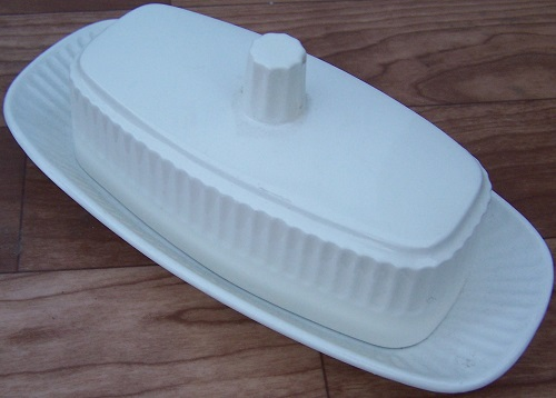 An Apollo lidded butter dish courtesy of fi !!! Apollo12