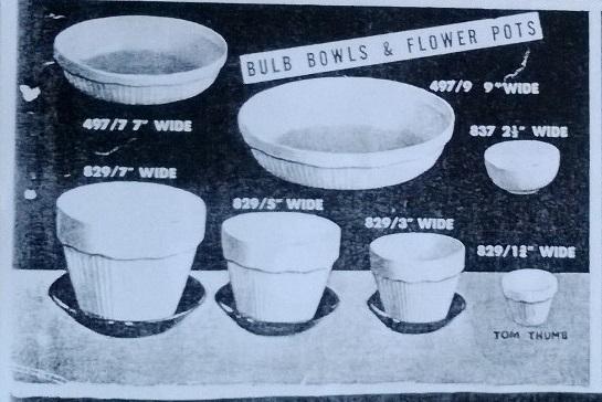 Bulb bowls & flower Pots from a Crown Lynn leaflet Bulb_b10