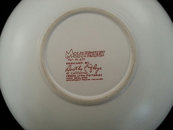 Monterrey pat 473 deep bowl 26cm Monter11