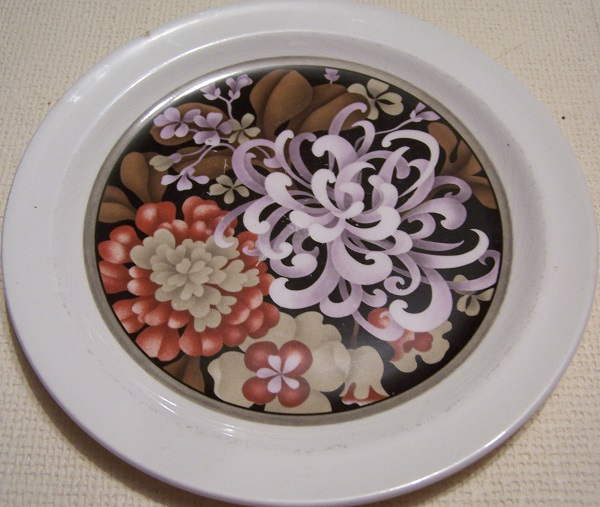 Gorgeous Chrysanthemum pattern is Black Orchid d89400 No_nam14