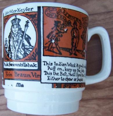 Titian mug from fi .... Titian14