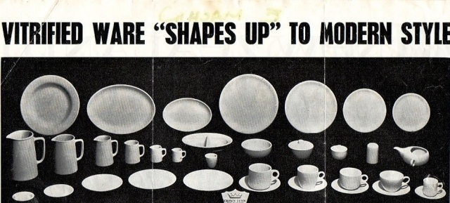It's time to identify the Vitrified Plate Shapes  Vitrif11