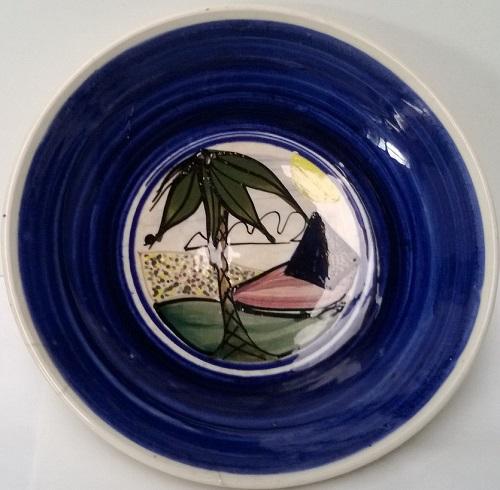 A Warren Tippett bowl from 1981 Warren10