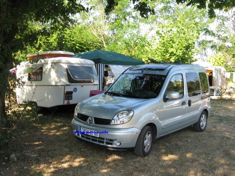 Eriba & Kangoo en Ardeche et dans le Gard ... 2008_010