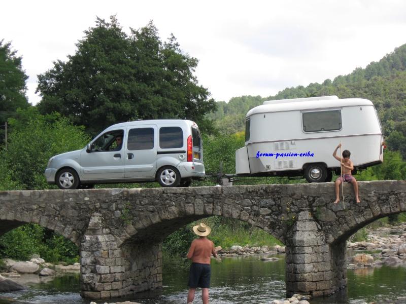 Eriba & Kangoo en Ardeche et dans le Gard ... 2008_210