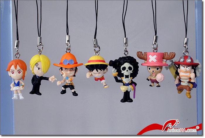 les figurines one piece!! Collec10