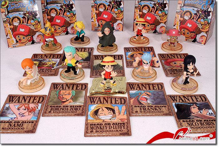 les figurines one piece!! La-luf10