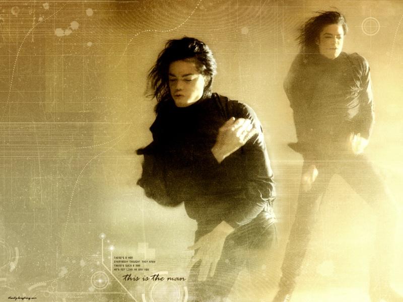 Quale foto di Michael usate per il desktop? Sfondo12