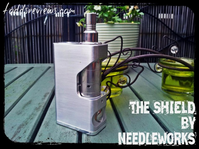 The SHIELD by Needleworks : box pour kayfun 3.1 20131010