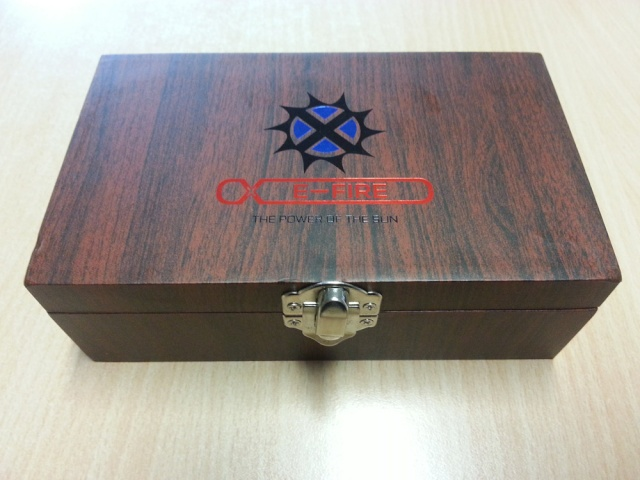 X-FIRE wood ecig 7ioilq10