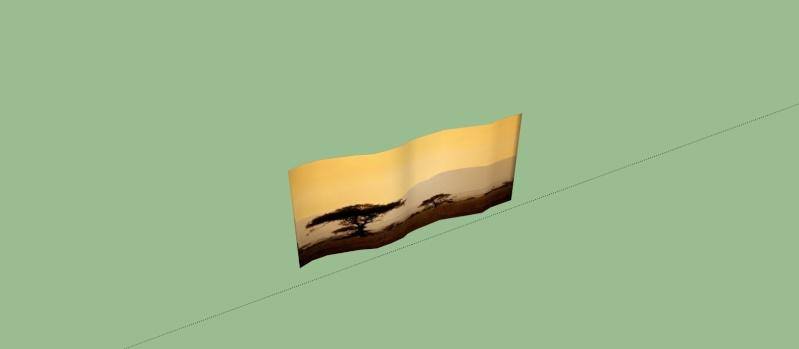 créer un drapeau et projeter une image  Drapea10