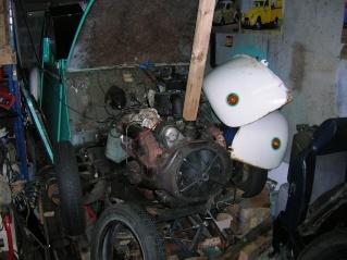 resto chassis 2cv Dscn3412