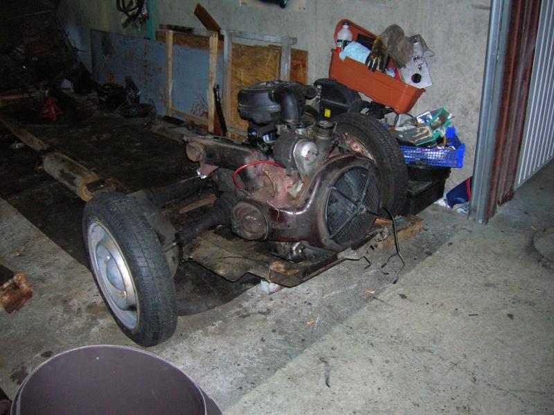resto chassis 2cv Dscn3414