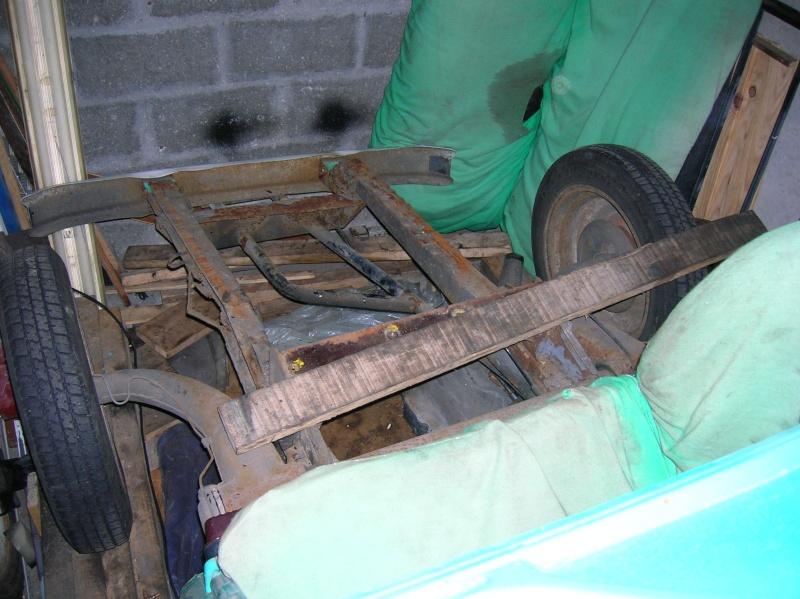 resto chassis 2cv Dscn3415