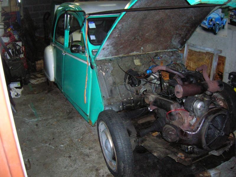resto chassis 2cv Dscn3417