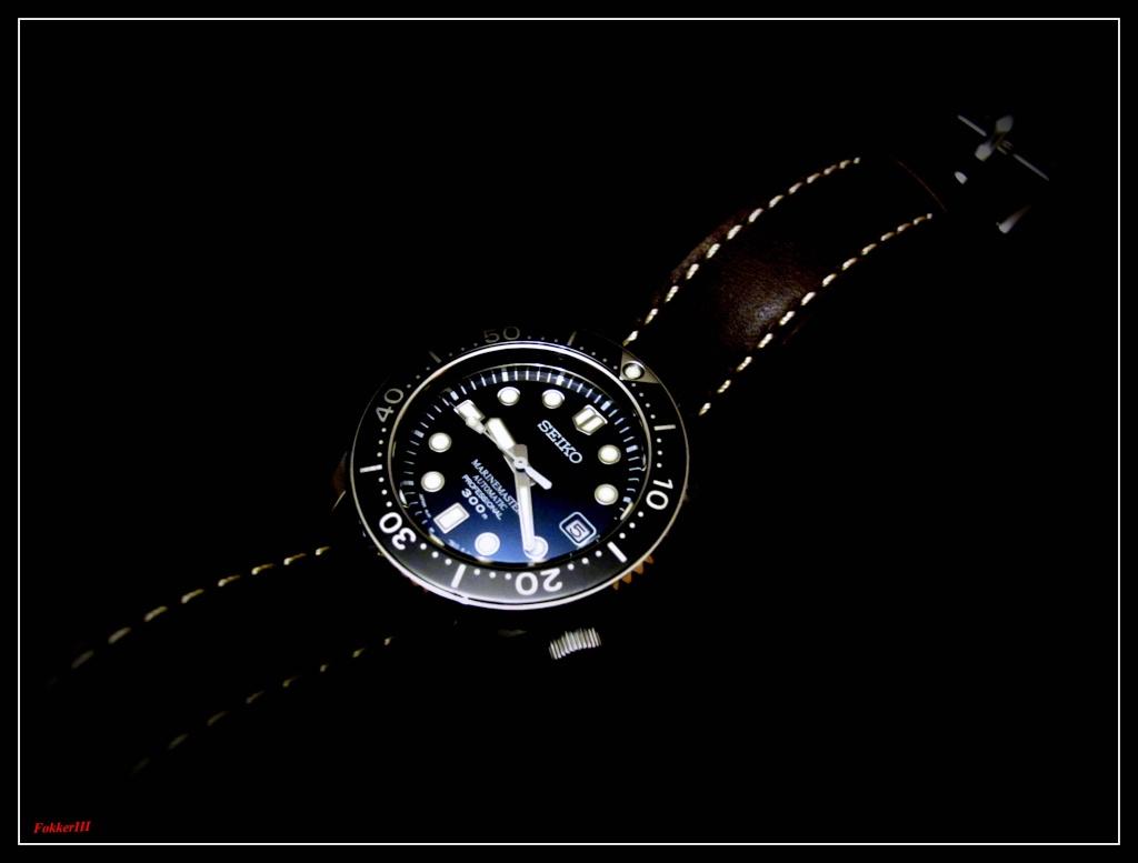Ma Seiko MM 300, la montre de mes 50 ans... Mm_2410