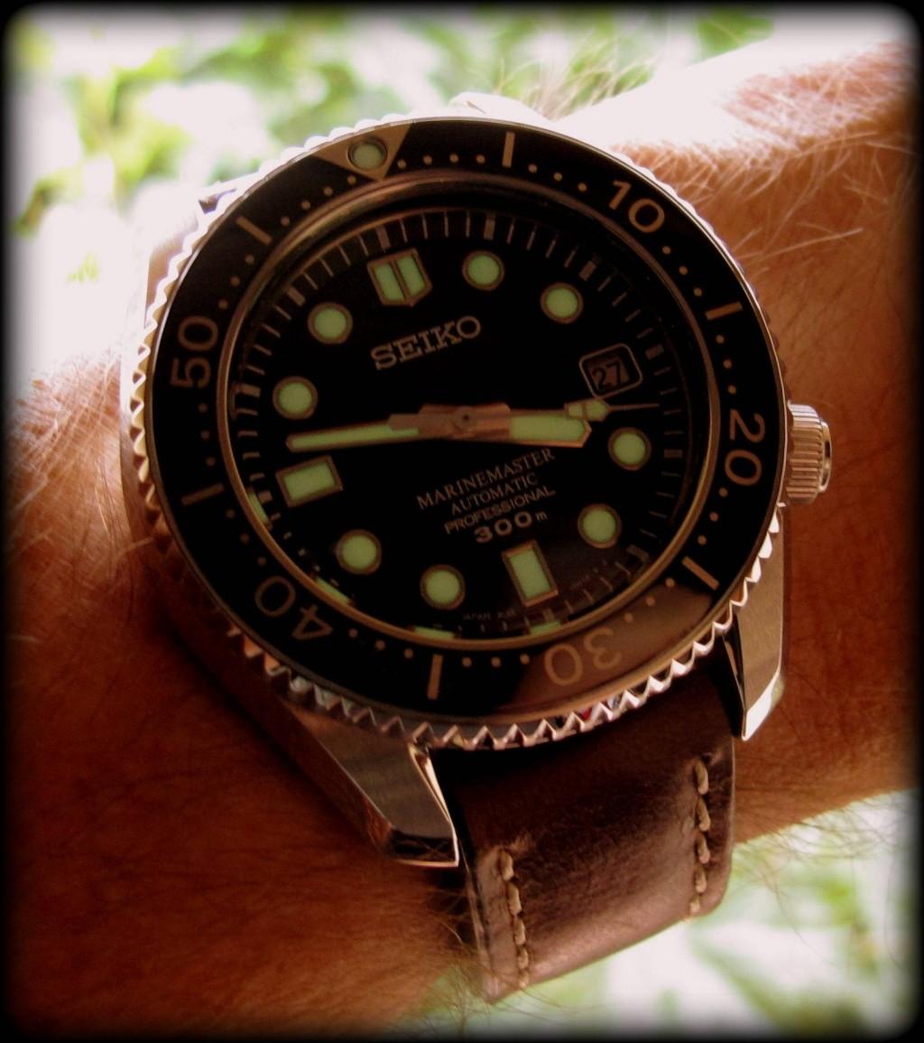 Ma Seiko MM 300, la montre de mes 50 ans... Mm_aut17