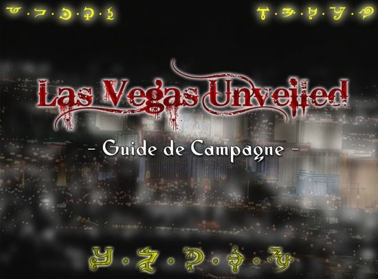 [Introduction/A lire] Bienvenue à Las Vegas! Couver11