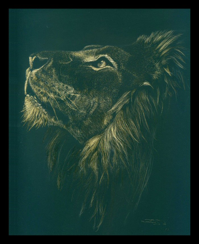 Artsy Fartsy Lionlg10