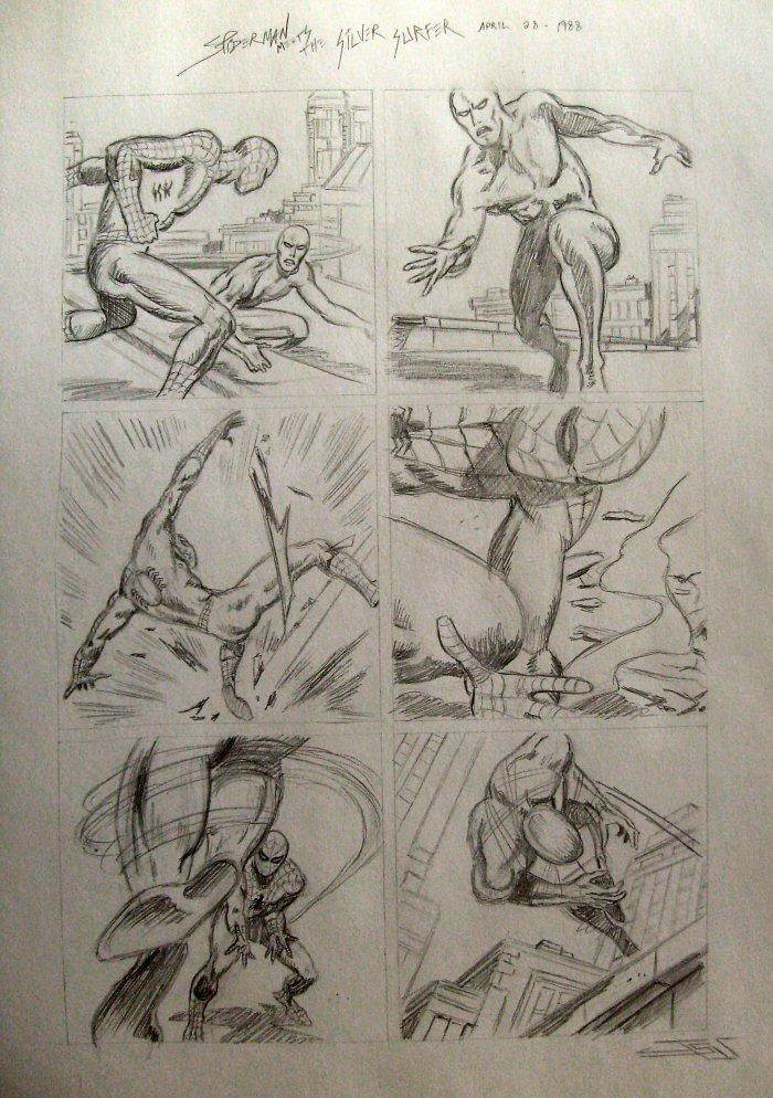 Artsy Fartsy - Page 2 Spidey11