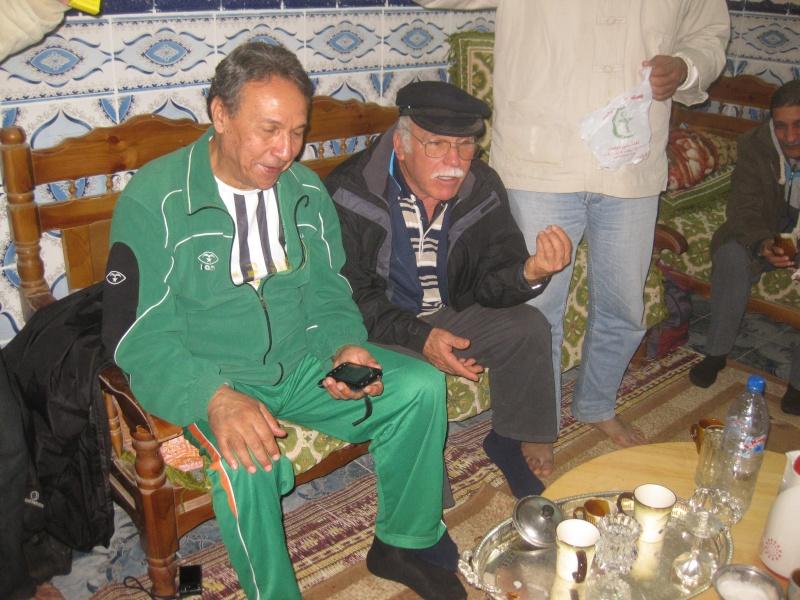 une visite des anciens de ASDellys a Madjouri ancien joueur de ASDellys Img_1314